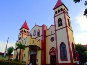 San Carlos Borromeo Cathedral