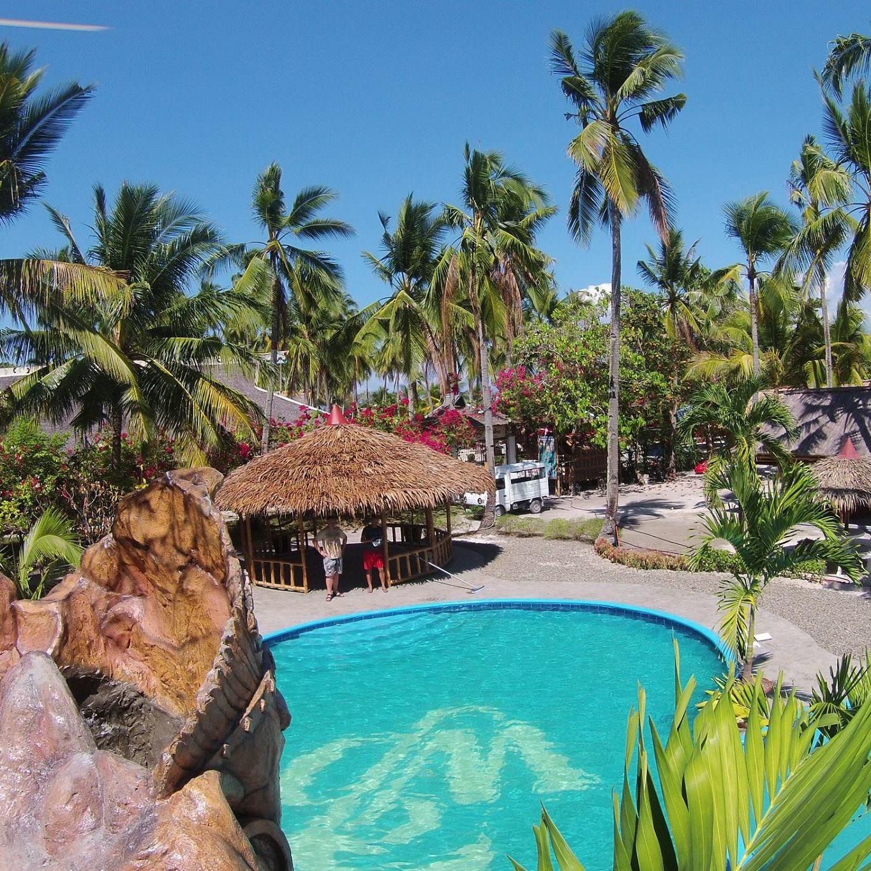 Island Resort: Whispering Island Resort Sipaway Island, San Carlos