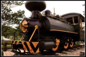 San Carlos Milling Company Train No. 1