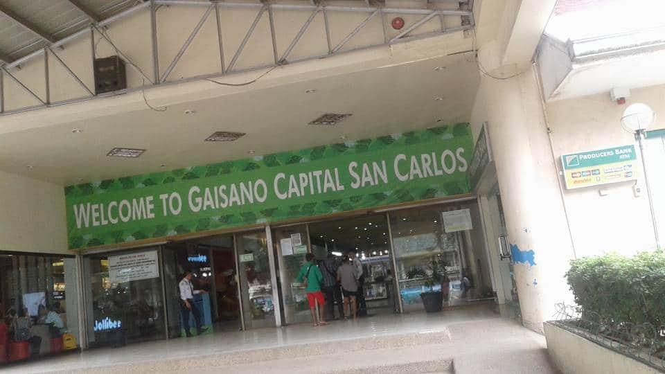 Gaisano Capital San Carlos San Carlos Directory