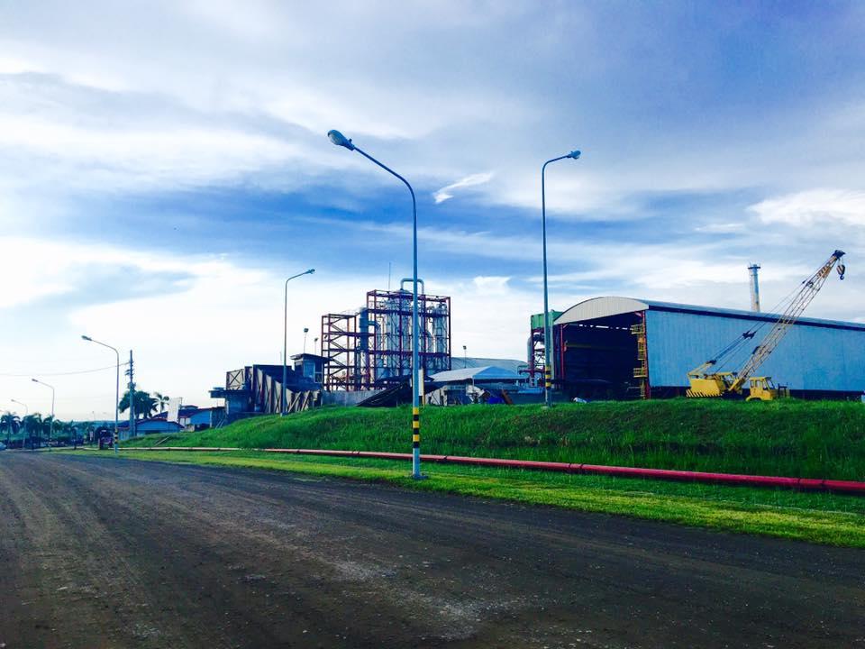 San Carlos Bioenergy Inc San Carlos City Negros